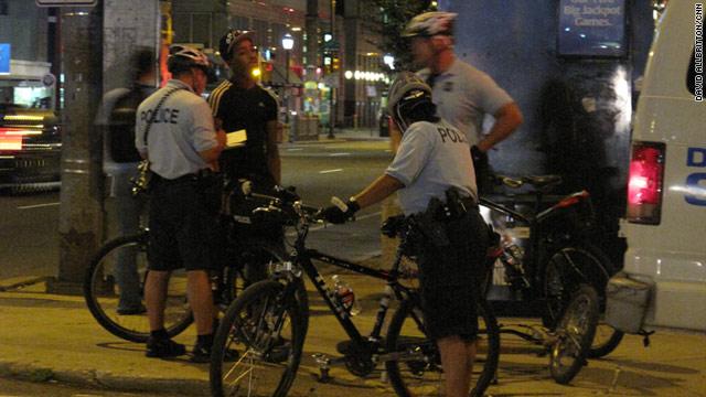 curfew violation