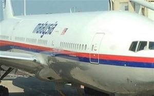 MH17 as captured by a passenger who died when it was shot down just 3 hours after this picture was taken